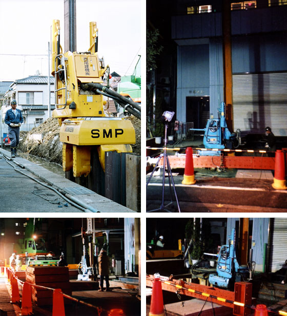 "Ultimate Solution, ""State-of-the-Art"" Japanese High-Tech Piling Technology"